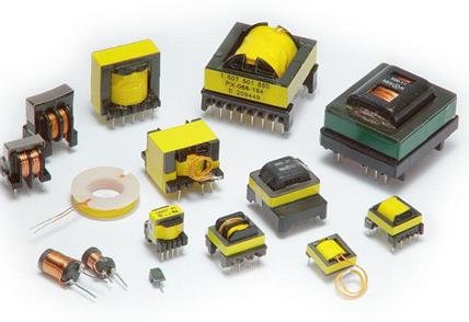 电子变压器是电力变压器以外的中小型变压器,主要用于通信和电子